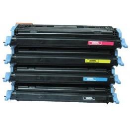 6000 Toner HP Συμβατό Q6000A Σελίδες:2500 Black1015, 1017, 1600, 2600, 2605, 5000, 5100