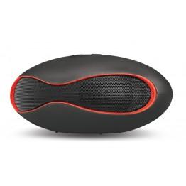 ΗΧΕΙΟ SETTY Bluetooth Speaker Ellipse, Portable, HD Microphone, USB, Black